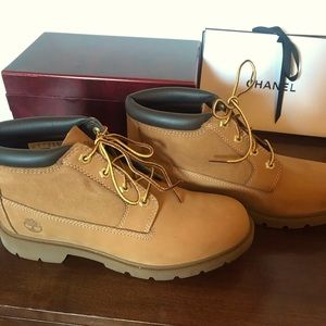 Timberland Nellie Chukka Ankle Boots - Wheat